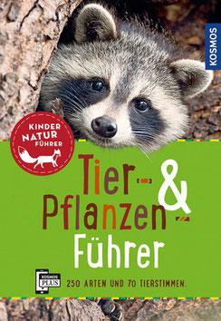 Tier- und Pflanzenführer - Kindernaturführer