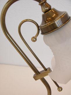 送料無料 アールヌーボー テーブルランプ 照明 おしゃれ イタリア製 カパーニ 古木 照明器具 クラシック エレガント ゴージャス CAPANNI 701105