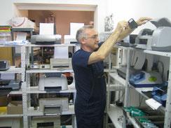 Druckerpatronen Befüllen/ Auffüllen in Düsseldorf