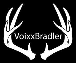 VoixxBradler | Logo negativ