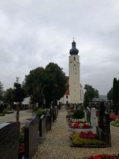 Statio in Gangkofen-Heiligenstadt