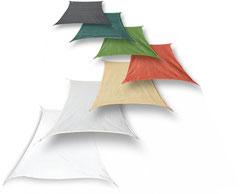 tende #vele #ombreggianti #impermeabili #traspirante #parasole #antivento #antistrappo #traspirante  #trapezio