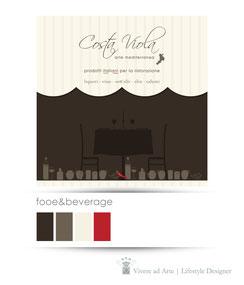Progettare Brand | Loghi | Marchi | Web Design Vivere Ad Arte