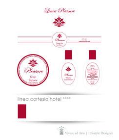 Progettare Articoli Cortesia Hotel | Brand | Loghi | Marchi | Vivere Ad Arte