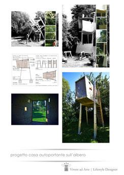 Progettare Casa sull'Albero | Brand | Loghi | Marchi | Vivere Ad Arte