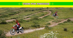 Blog 4 - Time for training (Motorrad Training  /Enduro)