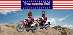Blog 3  - Trans america Trail