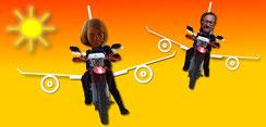 Blog 2 - Mit dsem Motorrad nach Asien ?
