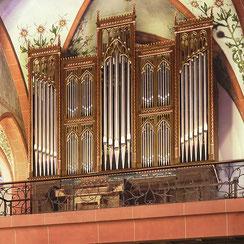 Wirges St. Bonifatius Westerwälder Dom