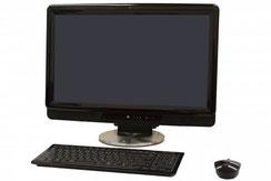 デイトレ用パソコンのモニターサイズ