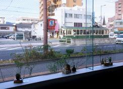 オリエンタルホテル高知のレールビュー5