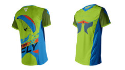 Tryfly T-shirt paramoteur