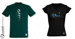 Une large gamme de t-shirt pas cher pour les parapentistes et d'une excellente qualité. made in France