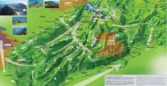 Toutes les brises de vallées des Alpes