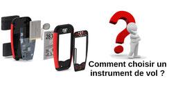Quelques trucs à savoir pour choisir un instrument de vol
