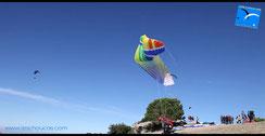Des séries d'exercices pour affiner votre pilotage en parapente et surtout au gonflage