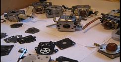 Des tutoriels pour apprendre à faire de la mécanique sur votre paramoteur ou ulm
