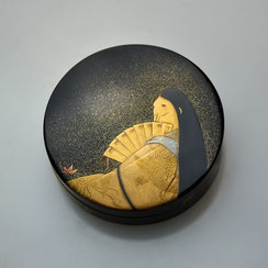 Imaizumi Seiji (early 20th C.) | Incense Box