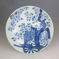 18th c. Nabeshima Dish