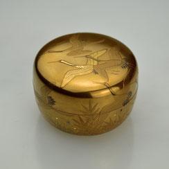 Meiji-period Tea Caddy - SOLD