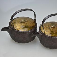 Edo Period Sake Ewers