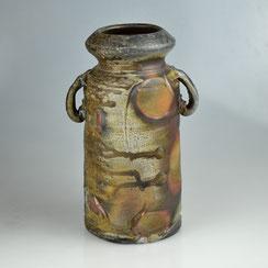 Kimura Sojô (*1945) | Bizen Flower Vase
