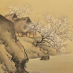 Mochizuki Gyokkei (1874-1938) | Spring Landscape