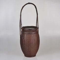 Hayakawa Shōkosai III (1864-1922)   Flower Basket