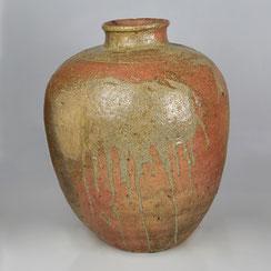 16th Century Shigaraki Jar