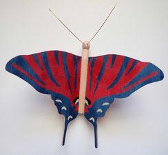 """Papillon modèle """"Flambé"""""""