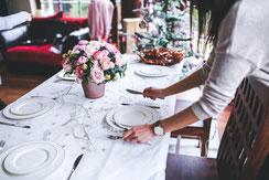 Ihre Feier - wir helfen bei Einkauf, Vorbereitung, Reinigung ...ZeitforMi