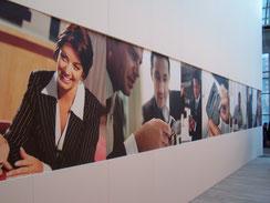 Digitaldruck, Aluverbund, Acrylglas, Stoffe, Banner, Kaschierung, Grossformatdruck, Wandtapeten, Aufkleber