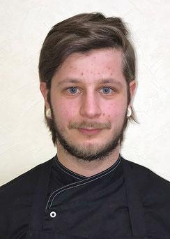 Tobias Speicher, Koch