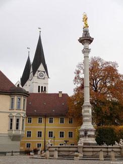 Romanische Türme, Dom, Eichstätt