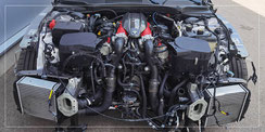 Scuderia GT Unfallinstandsetzung