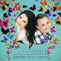 Harfonie Butterflies Wimmy Singlemix