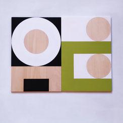 Ellen Roß, squares & circles n°15