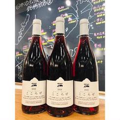 こころぜ ココファームワイナリー 日本ワイン