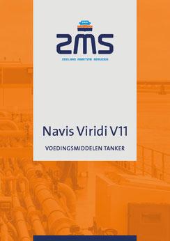 Datasheet scheepstype Navis Viridi V11