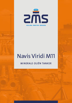 Datasheet scheepstype Navis Viridi M9