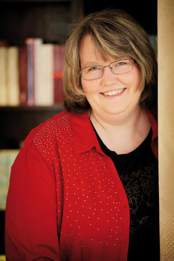 Nicole Gozdek (c) Autorinnenfoto