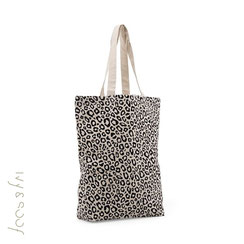 shopper tas luipaard leopard panter print mommy bag