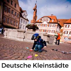 Deutsche Kleinstädte mit Kindern entdecken
