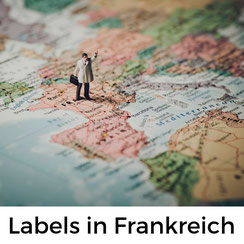 Labels in Frankreich