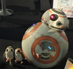 BB-8は今回も大活躍!新登場ポーグも可愛い♪