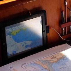 Navigation Ipad