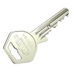 Gege Schlüssel nachmachen