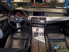 BMW interieur aankoopkeuring