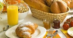Bauernhof frühstück