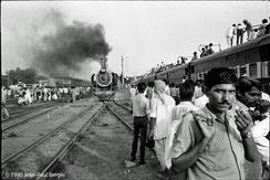 Ahmadabad - Les derniers trains à vapeur